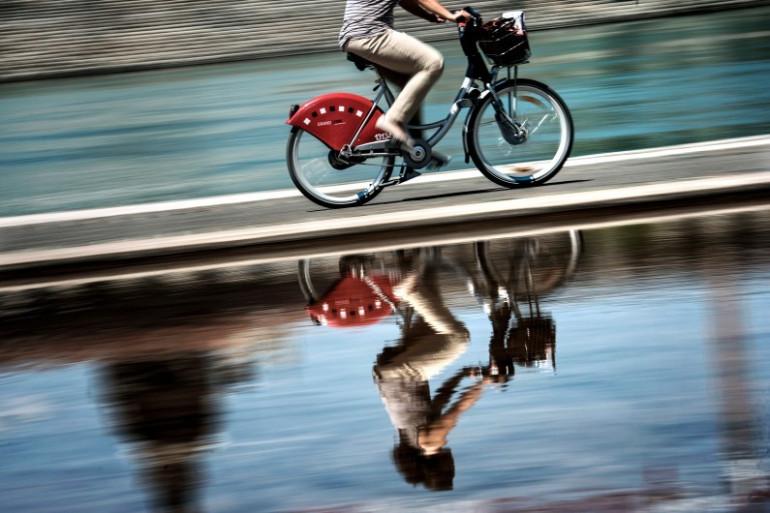 La bicyclette est un moyen d'entretenir son capital santé