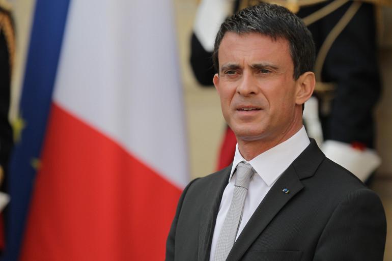 Le Premier ministre Manuel Valls le 28 mai 2015.