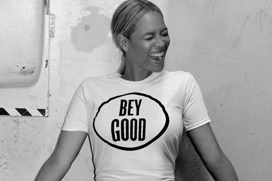 Beyoncé s'engage en faveur de Haïti
