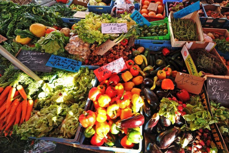 Chaque année, nous jetons en France 17 millions de tonnes d'aliments