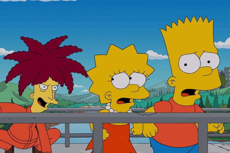 """Tahiti Bob dans la saison 25 des """"Simpson"""""""