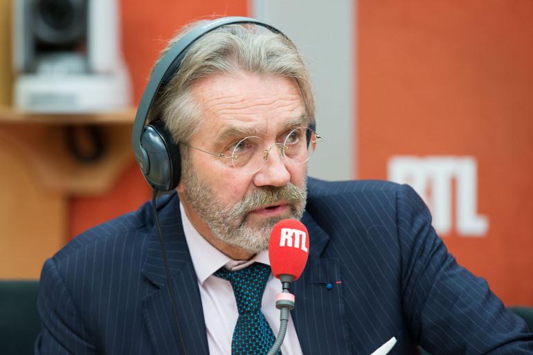 Frédéric Thiriez, invité de RTL, le 10 juin 2015