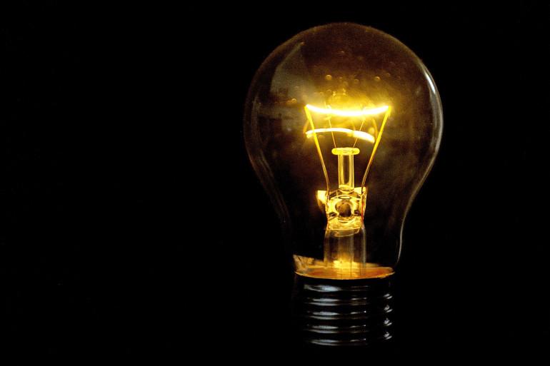 Une ampoule (illustration)