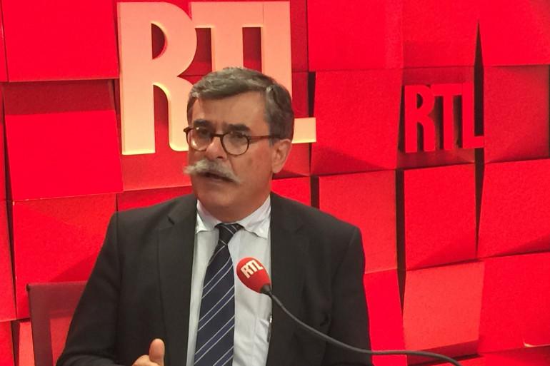 Yann Fichet, directeur France des relations institutionnelles de Monsanto