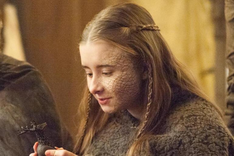 Shôren, la fille de Stannis Baratheon, sera victime de la cruauté de son père