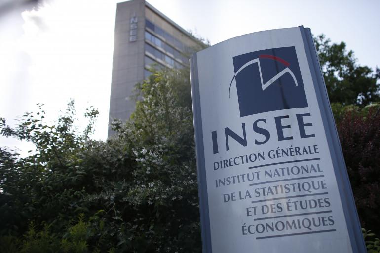Siège de l'INSEE à Paris