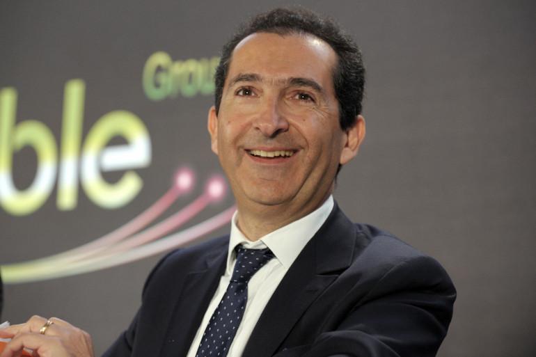 Patrick Drahi, patron de SFR souhaite racheter Bouygues Telecom