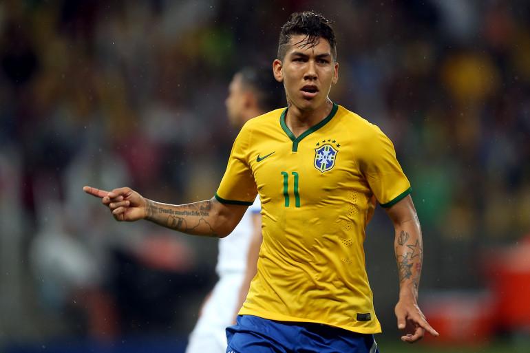 Roberto Firmino a une nouvelle fois marqué pour le Brésil dans cette Copa America lors de la victoire 2-1 des siens face au Venezuela dimanche 21 juin