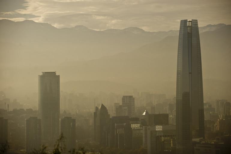 Santiago du Chili le 5 juin 2015