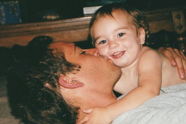 Meadow Walker et son père, Paul Walker décédé en novembre 2013