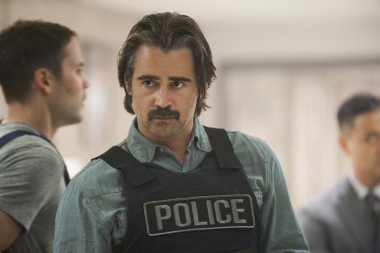 """Colin Farrell est une des stars de cette saison 2 de """"True Detective"""""""