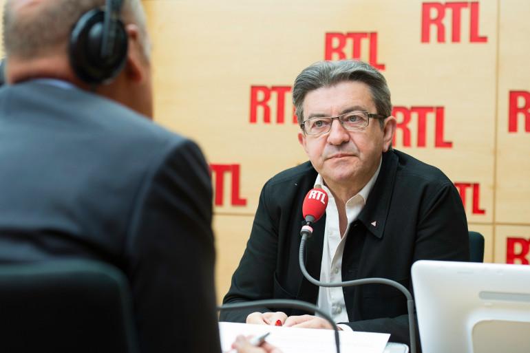 Jean-Luc Mélenchon, invité de RTL, le 23 juin 2015