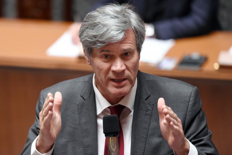 Le porte-parole du gouvernement et ministre de l'Agriculture Stéphane Le Foll le 7 avril 2015.