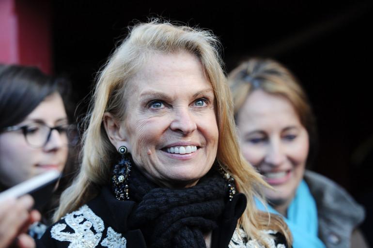Jane Hartley, l'ambassadrice  américaine en France le 13 mars 2015. (archives)