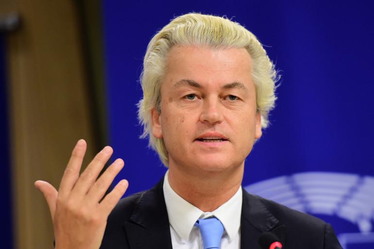 Geert Wilders, le 16 juin 2015