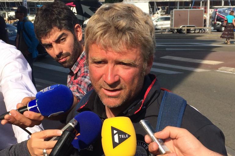 Yann Eliès jeudi 25 juin 2015 à Dieppe