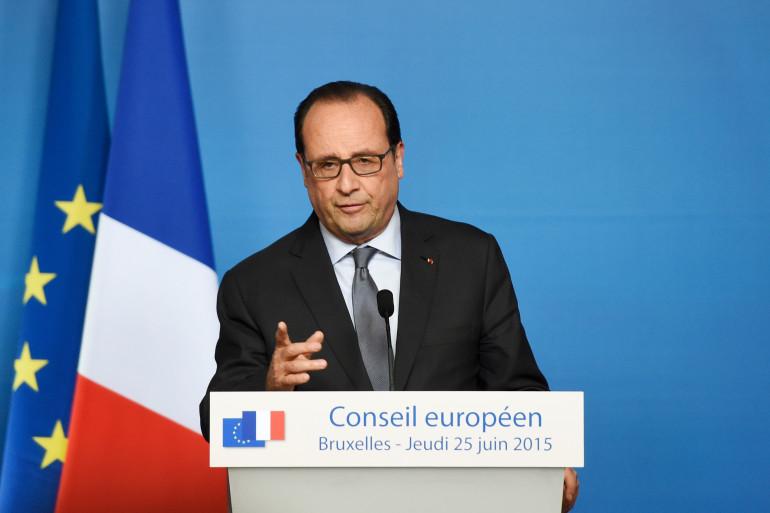 François Hollande a confirmé qu'un suspect avait été identifié dans l'attentat qui a touché en Isère.