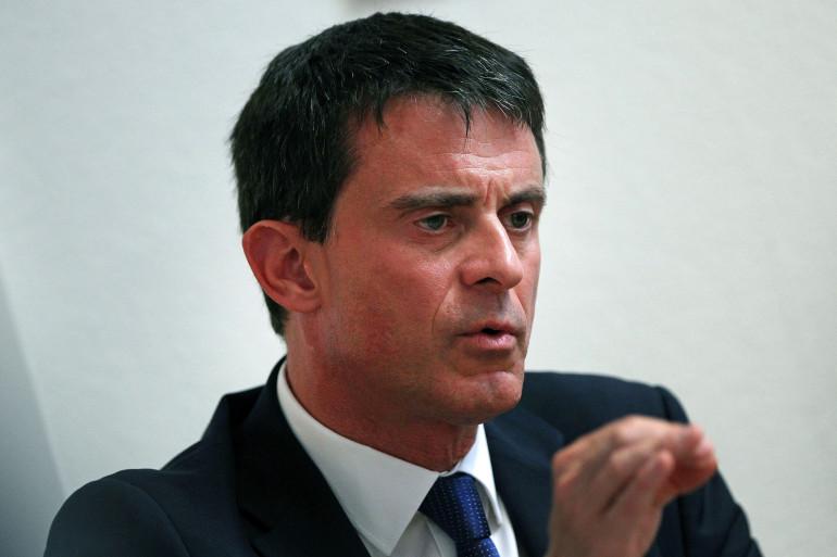 Manuel Valls le 23 juin 2015.