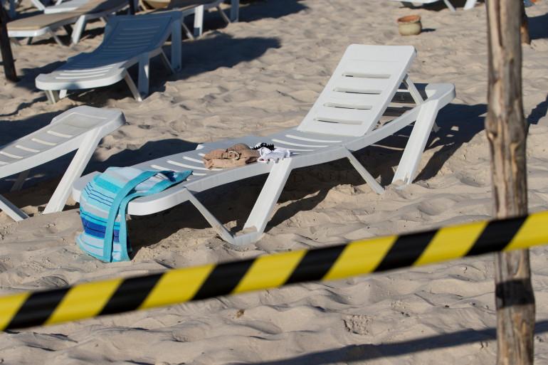 Un attentat revendiqué par l'État islamique dans l'hôtel Riu Imperial Marhaba, près de Sousse, a fait 38 morts le 26 juin 2015.
