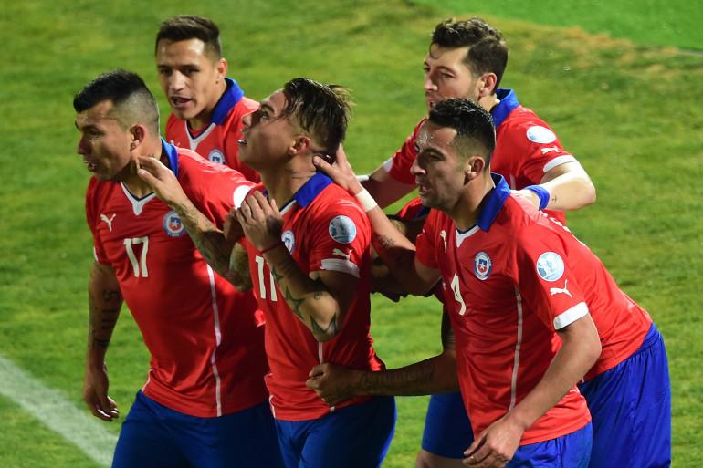 Le Chili jouera la finale de la Copa America face à l'Argentine ou au Paraguay