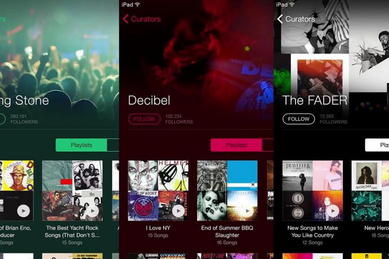 Apple Music est inaccessible en Grèce