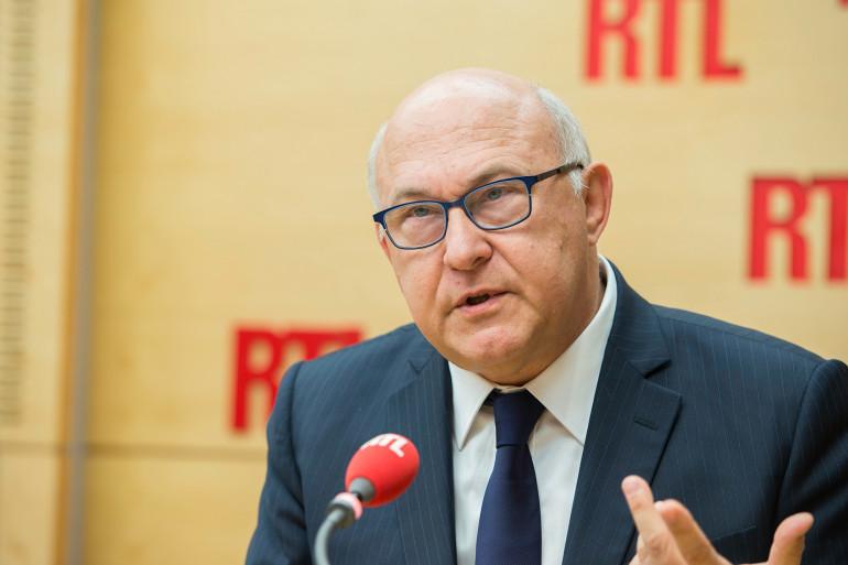 Michel Sapin, invité de RTL, le 1 juillet 2015