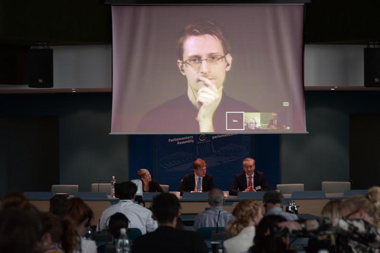 Le lanceur d'alerte Edward Snowden avait révélé au grand jour l'espionnage massif de la NSA