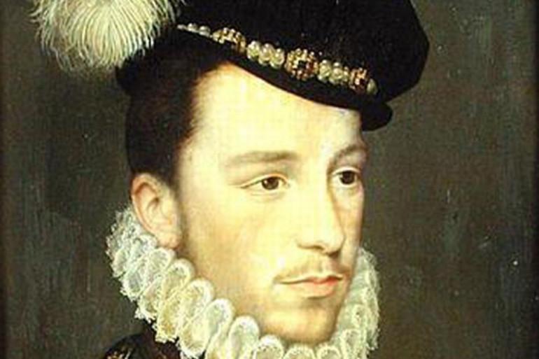 Henri III mort sur le pot