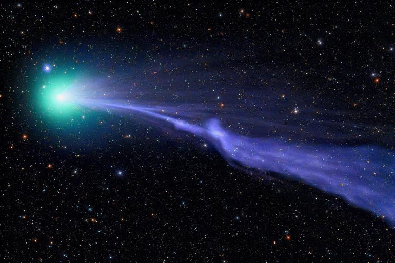 """""""C2014 Q2 Lovejoy"""" - La comète Lovejoy à travers le système solaire"""