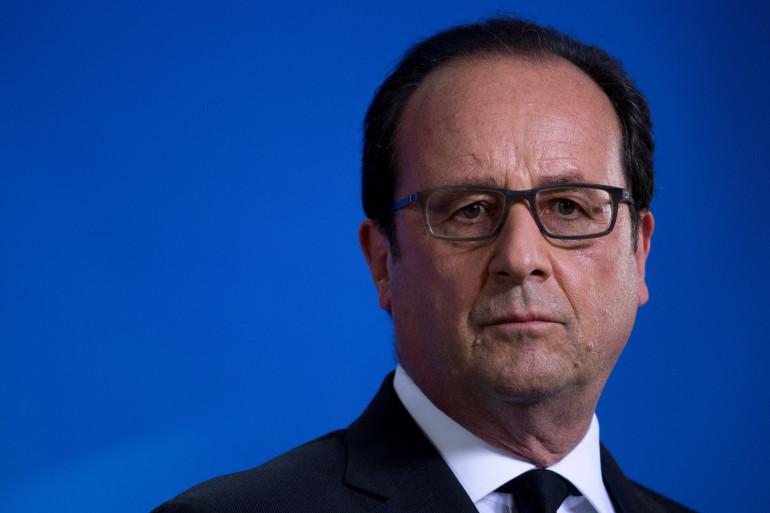 François Hollande le 7 juillet.