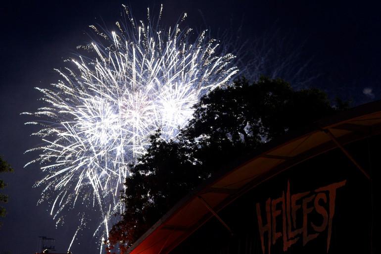 Soyez vigilant avec les feux d'artifice à l'approche du 14 juillet (Image d'illustration)
