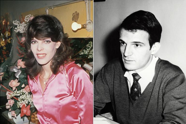 Des photos de la chanteuse Dani et du réalisateur François Truffaut