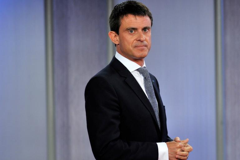 Manuel Valls à Bogota en Colombie le 25 juin 2015