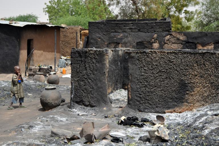 Borno, au Nigeria, est l'un des trois États les plus durement touchés du pays