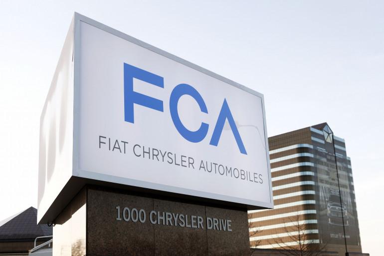 Le siège américain du groupe Fiat Chrysler à Auburn Hills, Michigan (illustration).