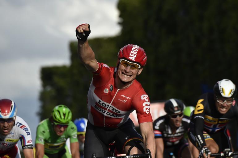 André Greipel a remporté la prestigieuse étape des Champs-Élysées, traditionnel épilogue du Tour de France