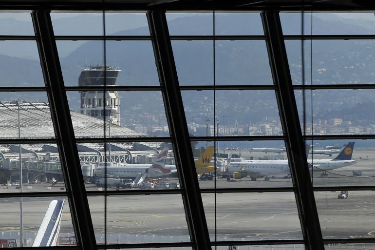 L'aéroport de Nice (archive).