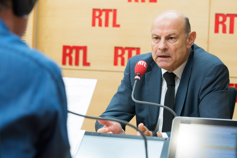 Jean-Marie Le Guen, invité de RTL, le 31 juillet 2015