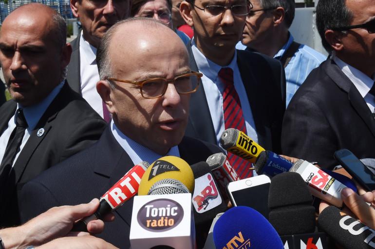 Le ministre de l'Intérieur Bernard Cazeneuve (archive).