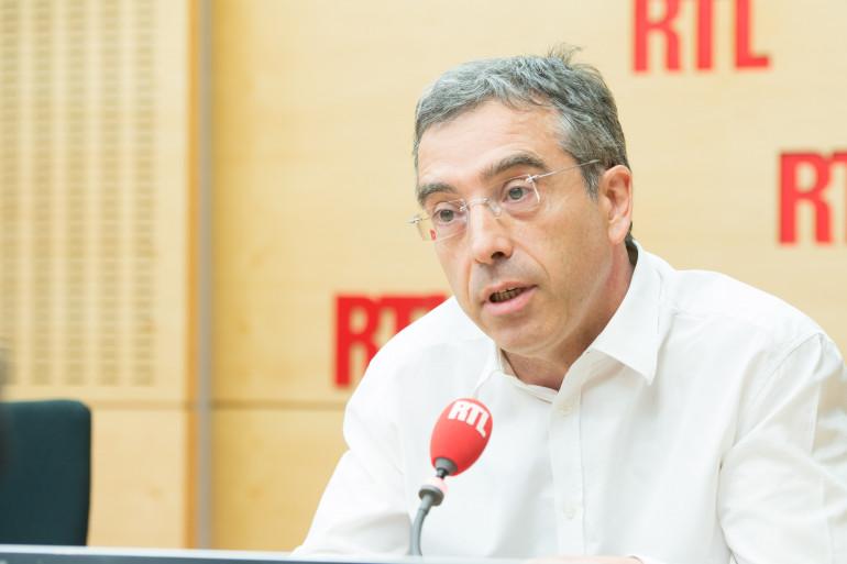 Dominique Reynié, invité de RTL, le 3 août 2015