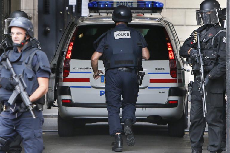 Le convoi qui avait amené à Paris Abdelkader Merah, le frère de Mohamed Merah, en septembre 2012