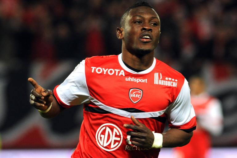 Début 2014, le jeune Ghanéen avait brillé sur les pelouses françaises. C'était sous le maillot de Valenciennes.