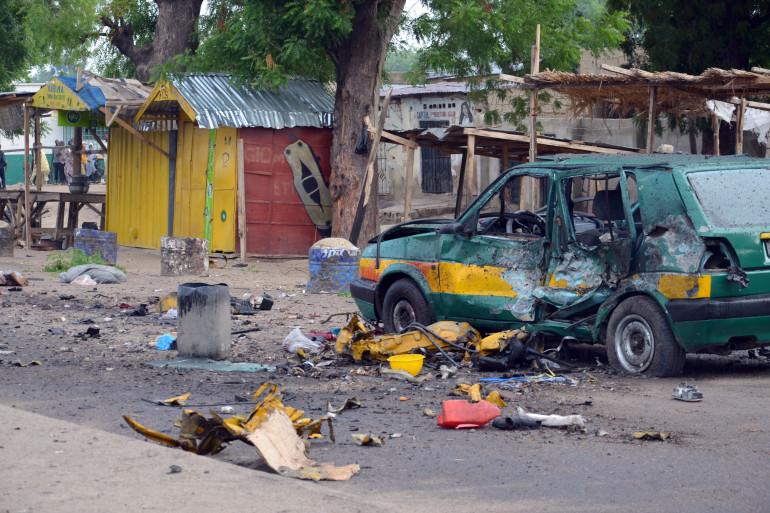 Une explosion a fait au moins 47 morts au Nigeria (illustration)