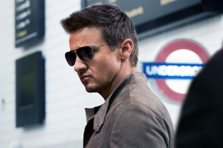 """Jeremy Renner incarne l'agent William Brandt dans """"Mission Impossible : Rogue Nation"""""""