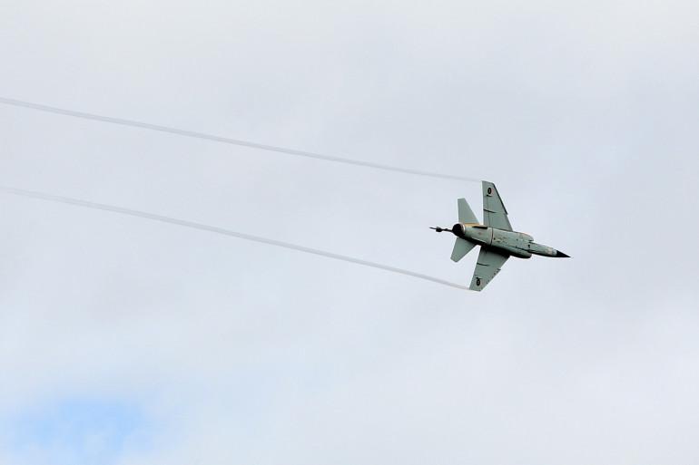 Un avion Mirage F1 (illustration)