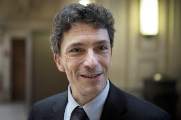 Le juge Marc Trévidic, le 2 juillet 2015 à Paris