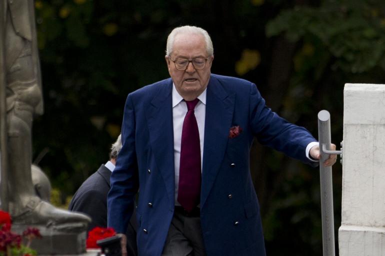 Jean-Marie Le Pen exclu du FN par le bureau exécutif