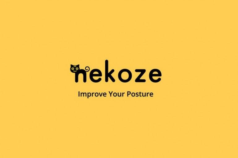 """""""Nekoze"""", l'application qui surveille votre dos au boulot"""