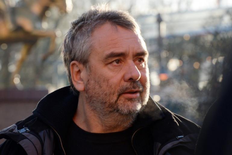 Luc Besson, le 9 décembre 2013, en Allemagne. (archives)