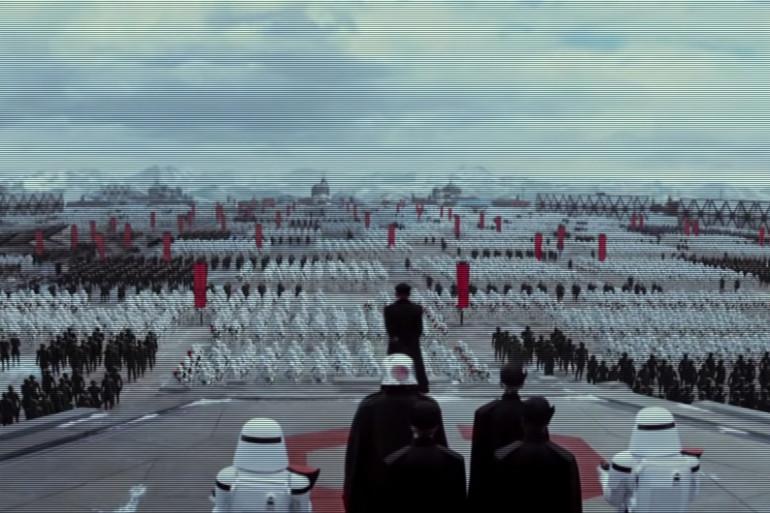 L'armée du Premier Ordre serait inspirée des nazis